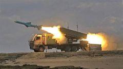 伊朗伊斯兰革命卫队结束军事演习