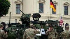 """美再次指责德国军费支出""""不达标"""""""