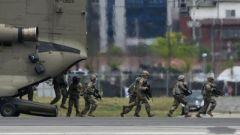 美国防部宣布撤出11900名驻德美军
