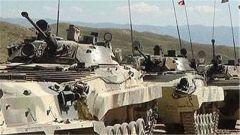 阿塞拜疆与土耳其举行联合军演