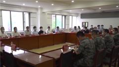 北京:共驻共建 走访慰问部队官兵