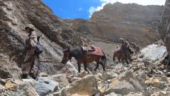 【新闻特写】西藏阿里:边防有我在 祖国请放心