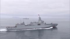 【科技创新 激发战斗力转型跃升】 三代南昌舰 见证人民海军发展壮大
