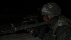 """武警新疆总队:海拔4000米 捕歼""""战斗""""在午夜打响"""