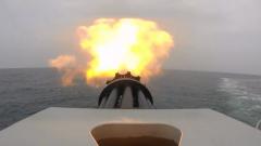 东部战区海军舰艇编队开展多课目实战化训练