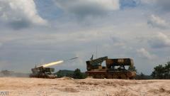 陆军第71集团军某合成旅:从抗洪一线转战炮兵实弹射击训练场