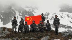 【我的八一】《我站立的地方是中国》:有国才有家 向所有边防军人致敬