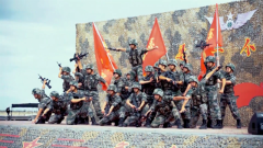 【我的八一】《来吧硝烟 来吧战场》 中国军人热血呐喊
