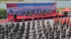 """【国际军事比赛""""开阔水域-2020"""" 山东莱西】 中方参赛队组建完成 8月上旬赴俄参赛"""