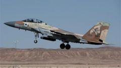 叙军方:以色列袭击叙南部军事目标