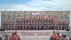 【我的八一】激情合唱《寸土不让》 尽显中国军人热血担当