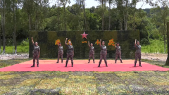 【我的八一】梦想绽放军营 女兵演绎《别样的青春》