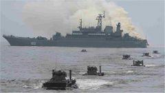"""俄海军在波罗的海举行""""海洋之盾-2020""""军演"""