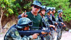 弹无虚发!武警第二机动总队某支队开展多课目实弹射击训练