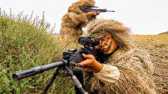 滂沱雨 烈日灼!直击新疆军区某团72小时连贯演练