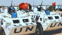 【新时代中国军队展现大国担当】 维和30年 中国蓝盔捍卫和平