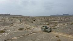 【直击演训场】西北大漠 炮兵旅全要素实弹考核