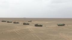 陆军第75集团军某旅:千里机动 锤炼远火分队极限作战能力