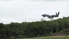 我国首次高空大型无人机台风综合探测试验成功