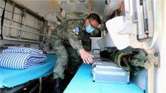 黎巴嫩首都爆炸损失惨重 中国赴黎维和部队待命救援