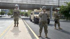 杜文龙:恐霸权行径引发众怒威胁本土安全 美国重组陆军国民警卫队