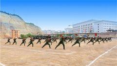奔跑吧尖兵!武警蘭州支隊舉辦第三屆軍人運動會