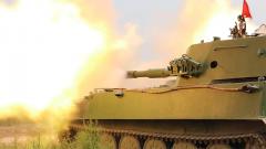 【第一军视】 多种火器轮番上阵 感受一波来自战炮班的威力