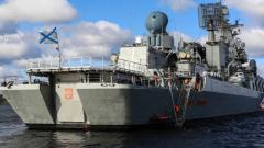 """波罗的海竖起""""海洋之盾"""" 俄罗斯重整军备反制北约"""