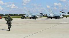 美斥资完成立陶宛空军基地扩建 并将永久性驻军波兰