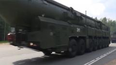 """俄军方警告潜在对手如跨""""红线"""" 将遭到毁灭性反击"""