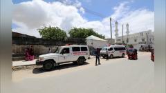 索马里政府军基地遭袭 致8死14伤