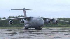 运-20再出国门投送参加国际军事比武官兵