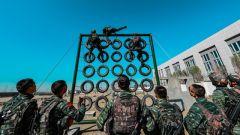 新疆克拉玛依:紧贴实战砺尖兵 硝烟弥漫练兵场