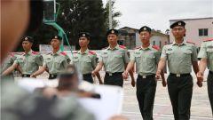 武警云南总队执勤支队组织预提指挥士官结业考核