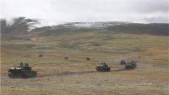 向战而行!西藏军区某旅开展实战化综合演练