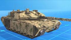 为什么要发展轻型坦克?专家:轻小型多功能模块化是坦克发展趋势