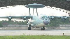 【直擊演訓場】精確引導 空軍預警機全時段攻防演練
