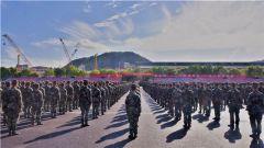 龙争虎斗 逐鹿沙场!武警第二机动总队某支队举办群众性比武竞赛
