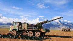 【第一军视】前方高能!海拔4600米多兵种多火器打击演练