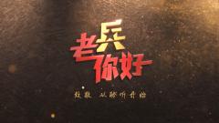 《老兵你好》20200815 我站立的地方是中國——守防的日子系列節目