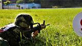 自动步枪精度射击