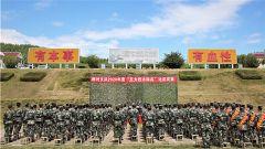 武警柳州支队:比武竞赛展风采 越练越强铸精兵