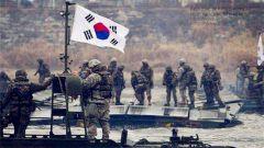 与美分道扬镳?大搞夏季联合军演 韩国为收回战时作战指挥权做准备