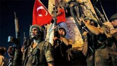 """想""""同时打赢两场战争"""" 土耳其需克服这两大难关"""