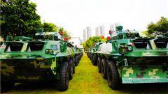 铁甲驰骋!武警第二机动总队某支队严密组织装甲驾驶员专业技能强化训练