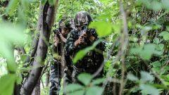 聚焦实战 武警新疆总队塔城支队开展大练兵活动