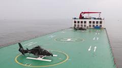 【第一军视】风险高难度大 陆航直升机这样提升战时海上补给畅通能力