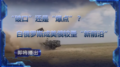 """預告:《軍事制高點》本期播出《""""破口""""還是""""爆點""""?白俄羅斯成美俄較量""""新前沿""""》"""