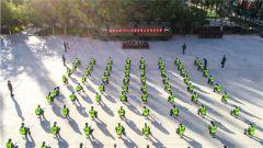 武警甘肃总队执勤支队:严格标准,遴选优秀人才