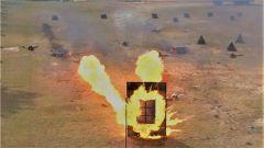 烈焰雄心!武警第二机动总队某支队组织官兵开展喷火训练